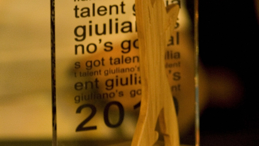 Giuliano's Got Talent 2010